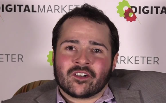 Justin Rondeau from WhichTestWon talks testing Thank You pages at Digital Marketer's Traffic and Conversion Summit 2014