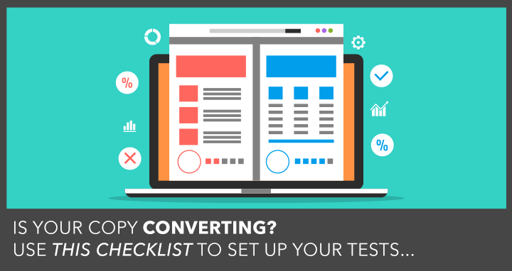 copywriting elements to test conversion