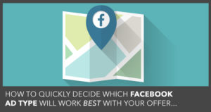 which facebook ad to use