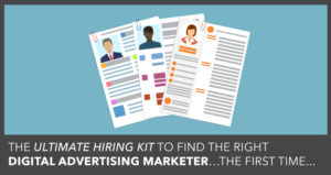 hire a digital advertising marketer