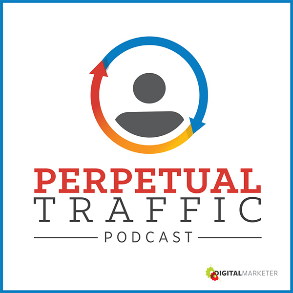 The Perpetual Traffic Podcast logo